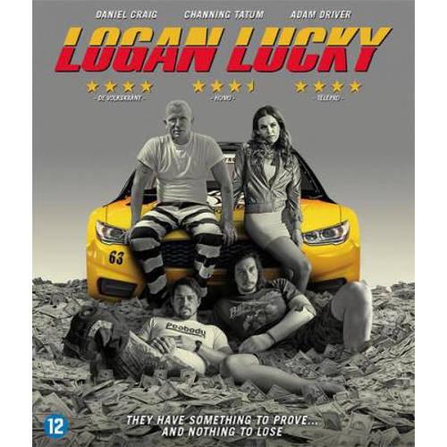 Logan Lucky (Blu-ray) kopen