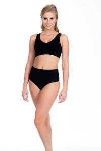 MAGIC Bodyfashion corrigerende string zwart, Zwart