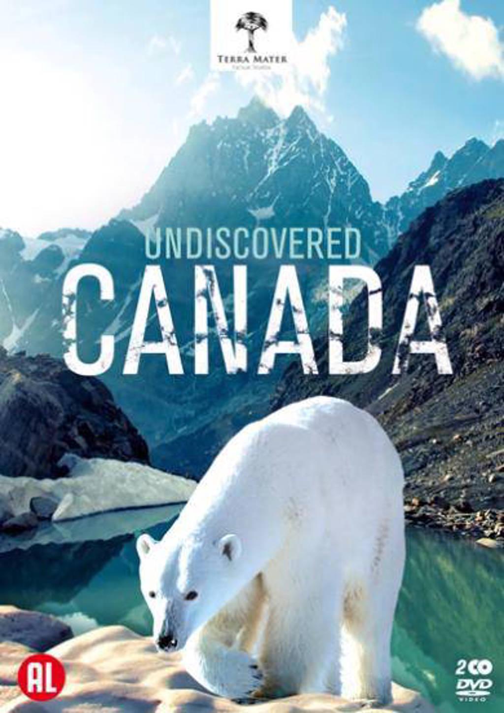 Undiscovered Canada (DVD)