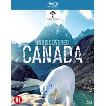 Undiscovered Canada (Blu-ray)