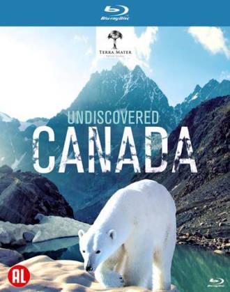 Undiscovered Canada (Blu-ray)