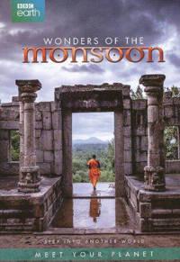 BBC Earth - Wonders Of The Monsoon (DVD)