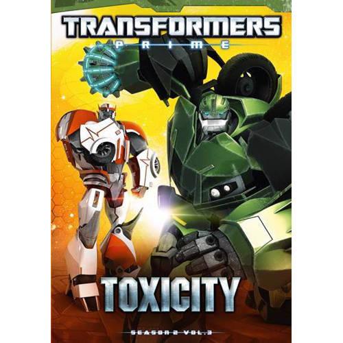 Transformers prime - Toxicity (DVD) kopen