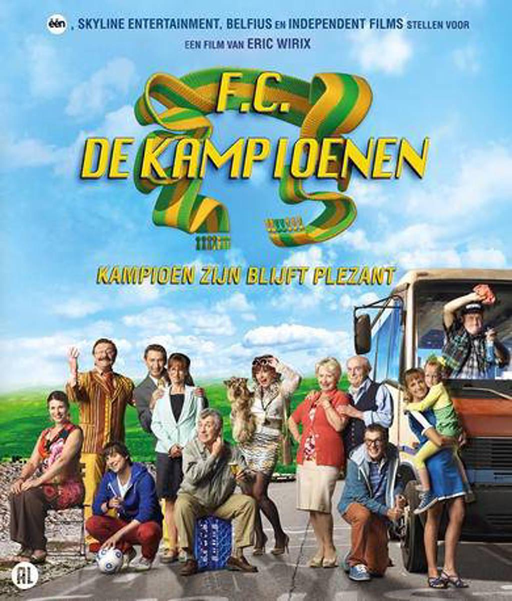 FC de kampioenen - Kampioen zijn blijft plezant (Blu-ray)