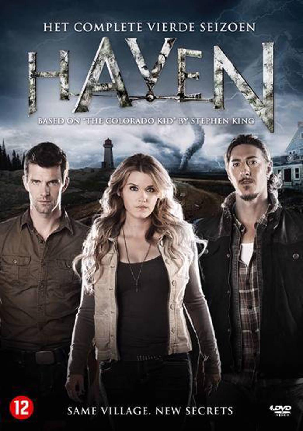 Haven - Seizoen 4  (DVD)