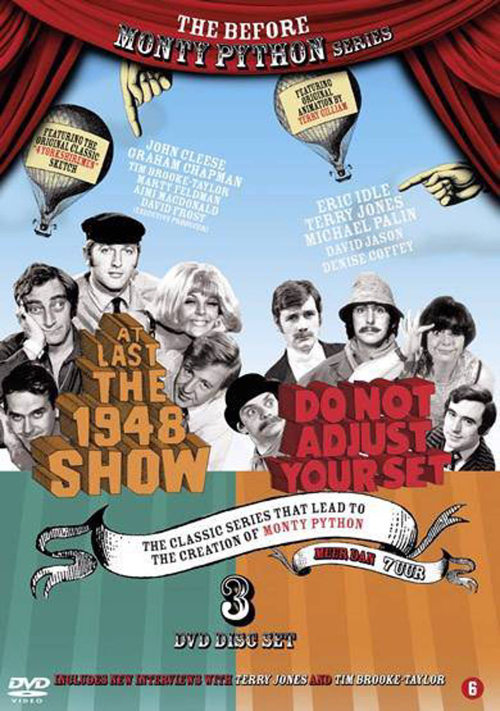 Before Monty Python - The TV Shows (DVD)