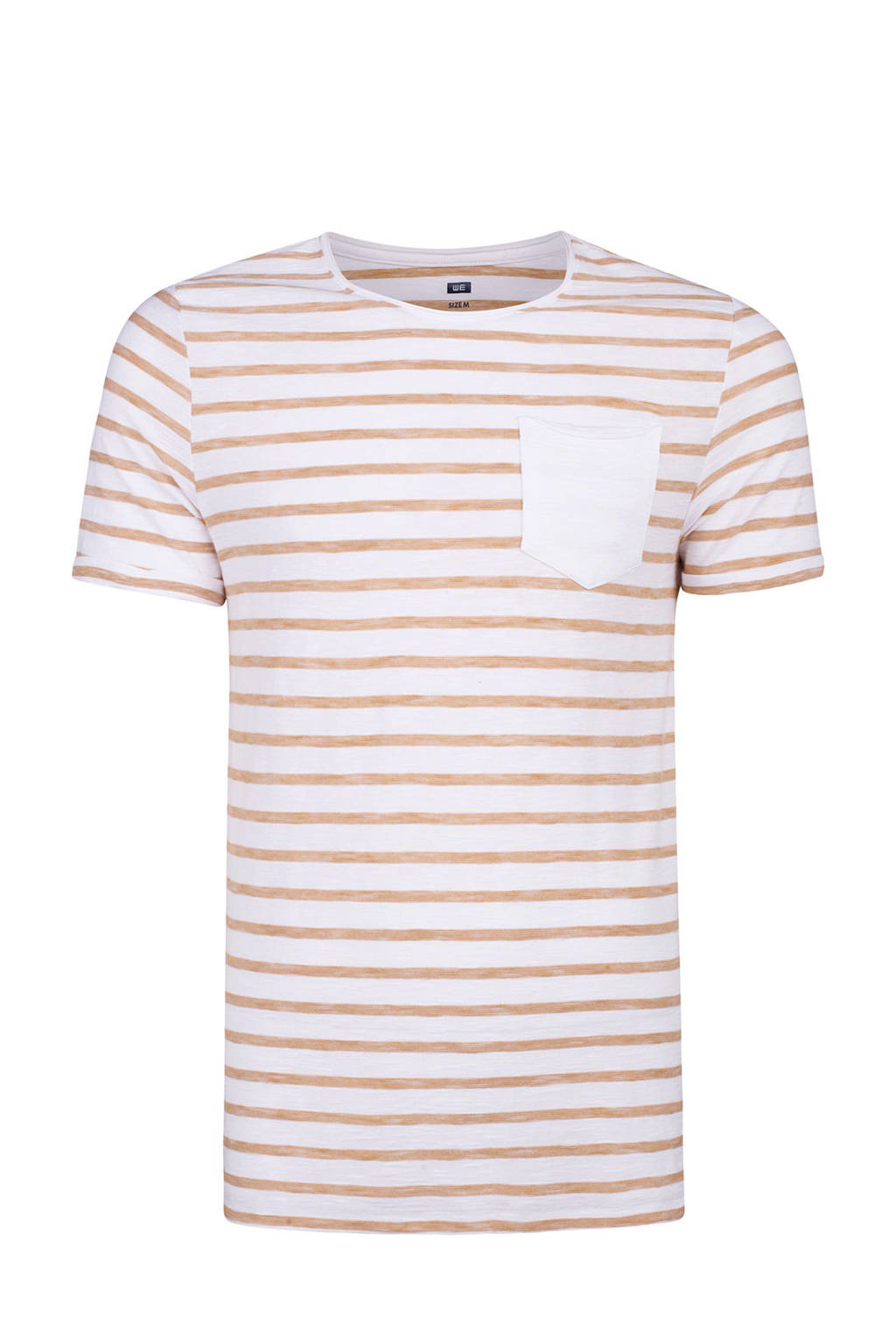WE Fashion T-shirt, Beige