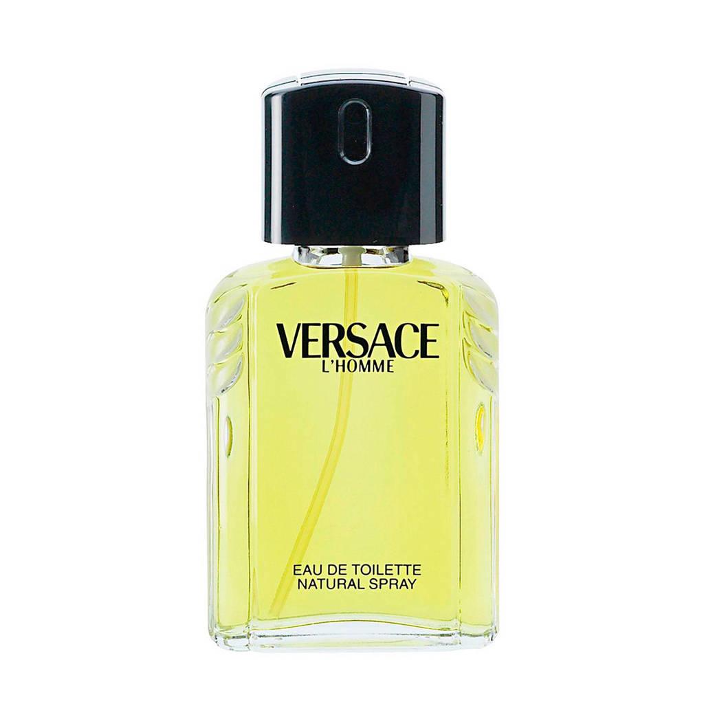 Versace L'Homme eau de toilette - 100 ml