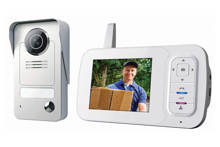 VD38W digitale video intercom