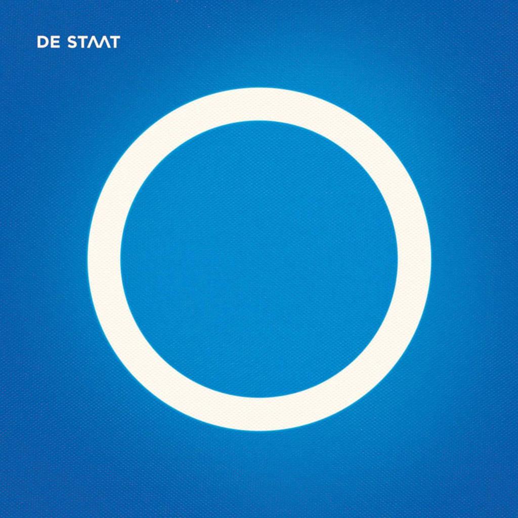 De Staat - O (CD)