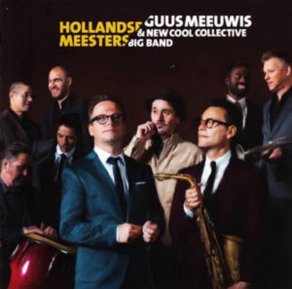 Guus/New Cool Collective Bi Meeuwis - Hollandse Meesters (CD)