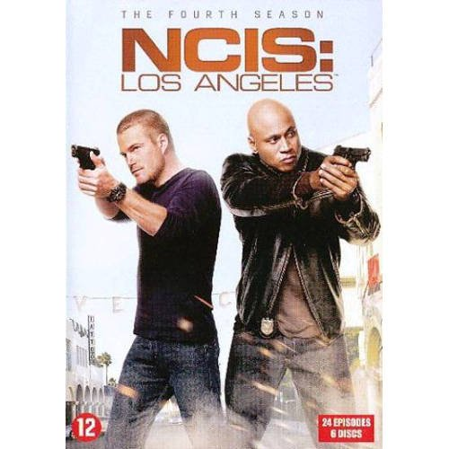 NCIS Los Angeles - Seizoen 4 (DVD) kopen