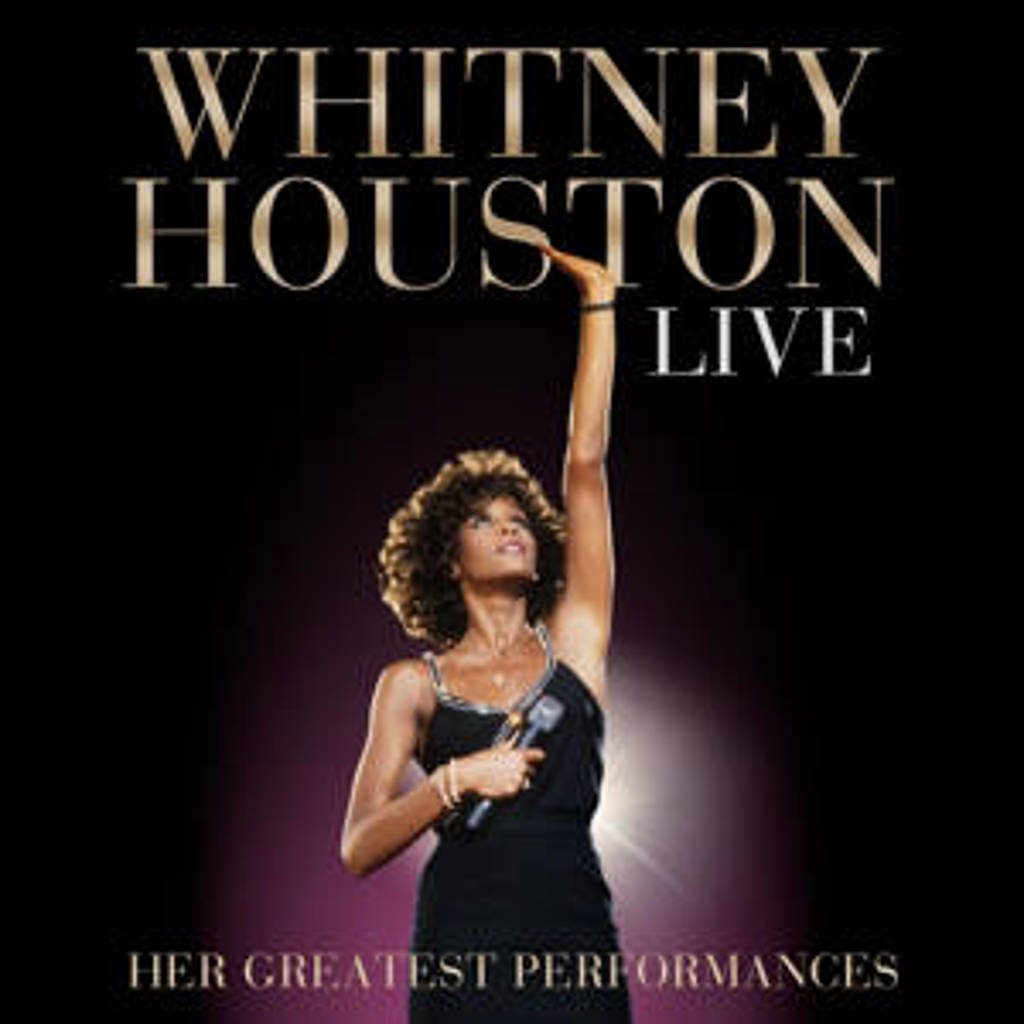 Whitney Houston - Live: Her Greatest Performance (DVD)