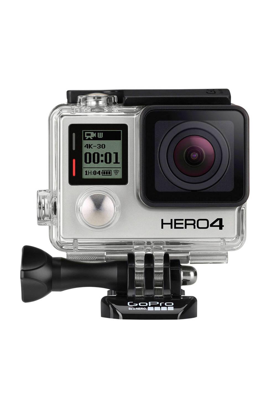 GoPro Hero4 Black Adventure action camera, Zwart;Grijs