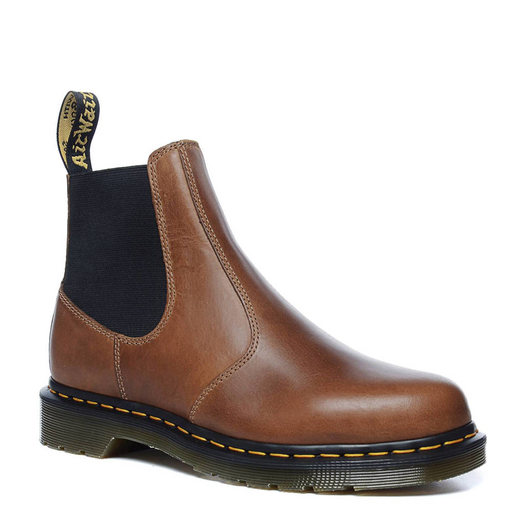 Dr. Martens Hardy chelsea boots, Bruin