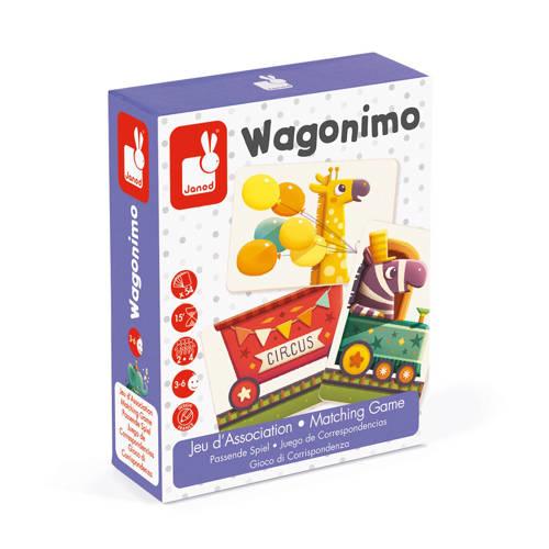 Janod Wagonimo kaartspel kopen
