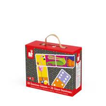 Domino Jungle kinderspel