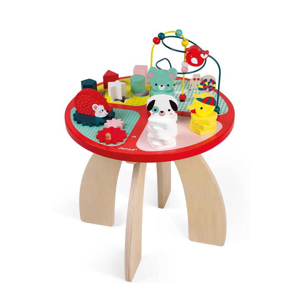 Janod  Baby Forest speeltafel