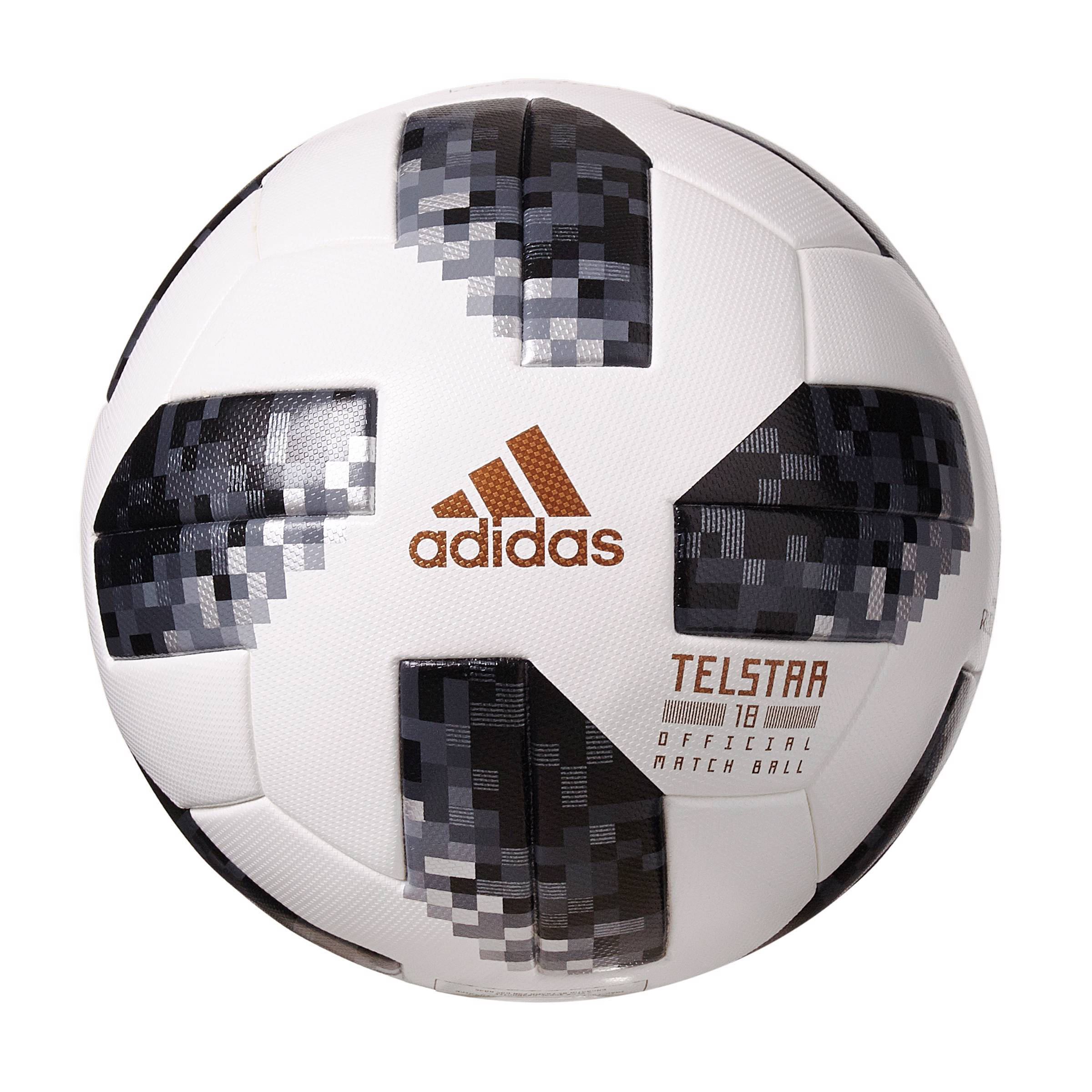 voetbal Russia 2018 Official Match Ball maat