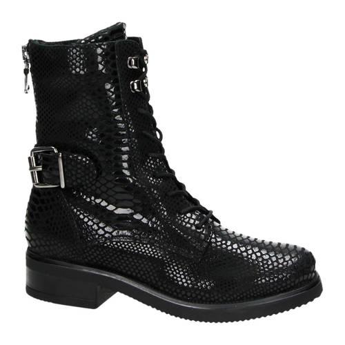 PS Poelman boots zwart