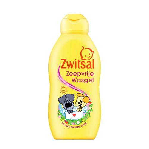 Zwitsal Om Te Wassen Wasgel Zeepvrij Woezel and Pip 200ml