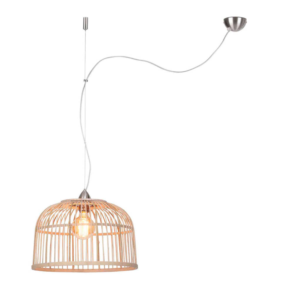 Good&Mojo hanglamp Borneo, Naturel