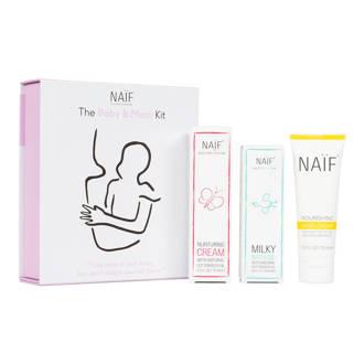 Babies & Babes kit geschenkset (4-delig)