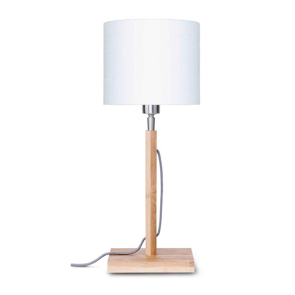 Good&Mojo tafellamp Fuji, Wit