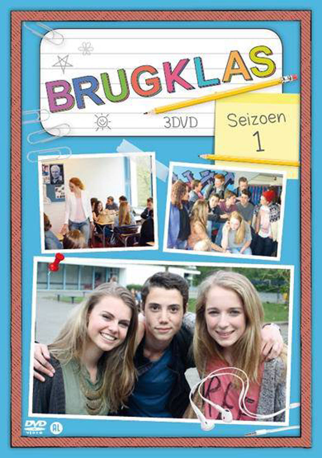 Brugklas - Seizoen 1 (DVD)