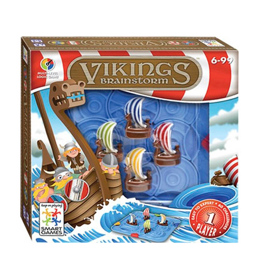 SmartGames Vikings bordspel