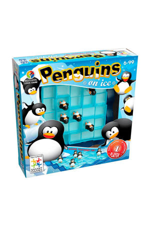 Penguins on ice bordspel