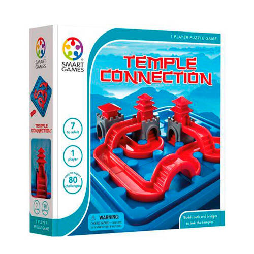 SmartGames Temple Connection denkspel kopen