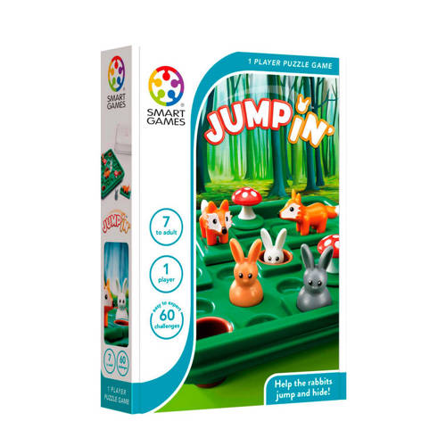 SmartGames Jumpin' denkspel kopen