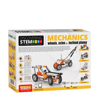 STEM Mechanics wielen, assen en hellingen