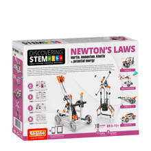 STEM Mechanics wet van Newton