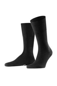 Falke Airport sokken, Zwart