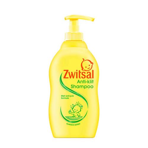 Zwitsal Voor De Haartjes Shampoo Anti Klit 400ml