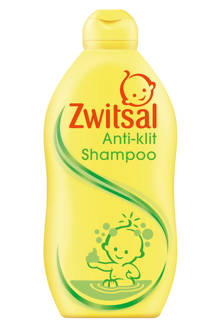 anti-klit shampoo - 500 ml - baby