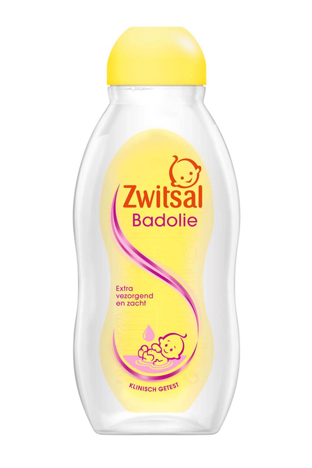 Zwitsal badolie - 200 ml - baby