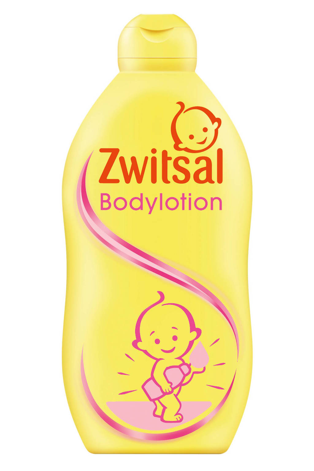 Zwitsal bodylotion - 400 ml - baby