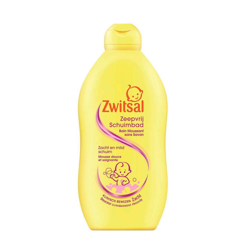 Zwitsal zeepvrij badschuim - 400 ml - baby