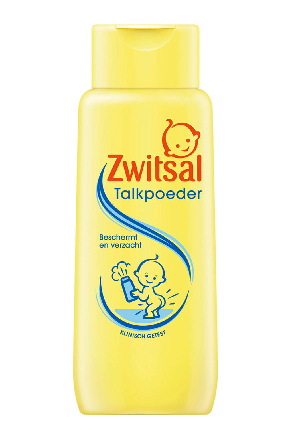 Zwitsal talkpoeder - 100 g - baby, 100 gram