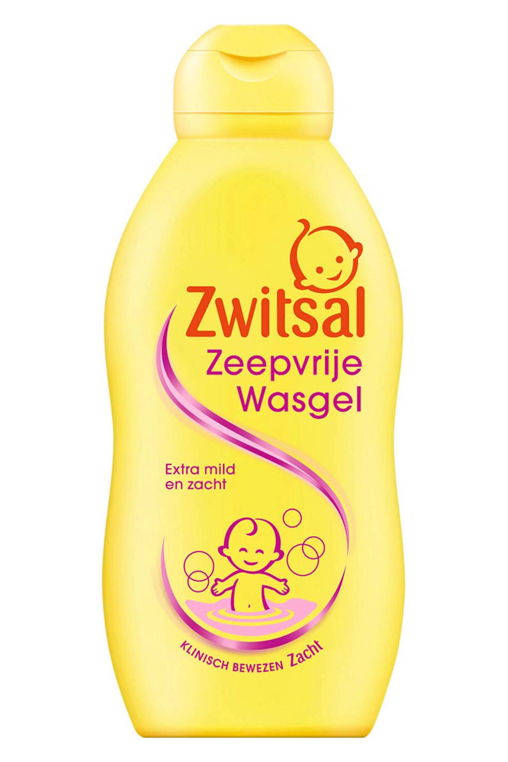 Zwitsal zeepvrije wasgel - 200 ml - baby