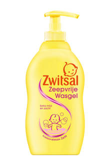 zeepvrije wasgel - 400 ml - baby
