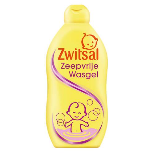 Zwitsal Om Te Wassen Wasgel Zeepvrij 500ml