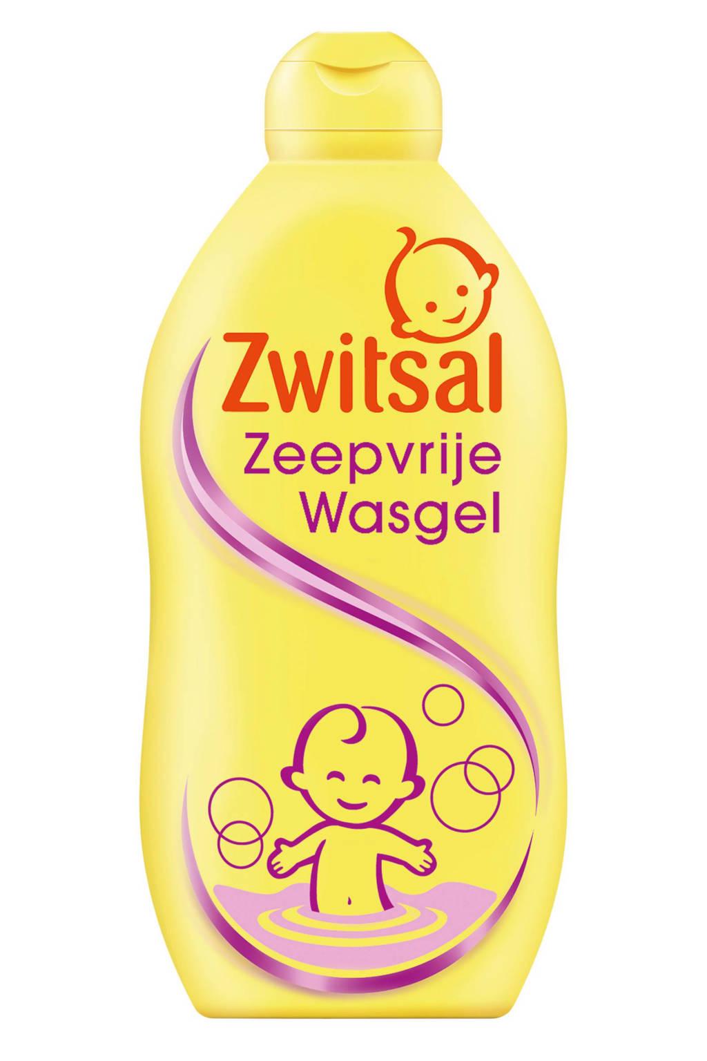 Zwitsal zeepvrije wasgel - 500 ml - baby