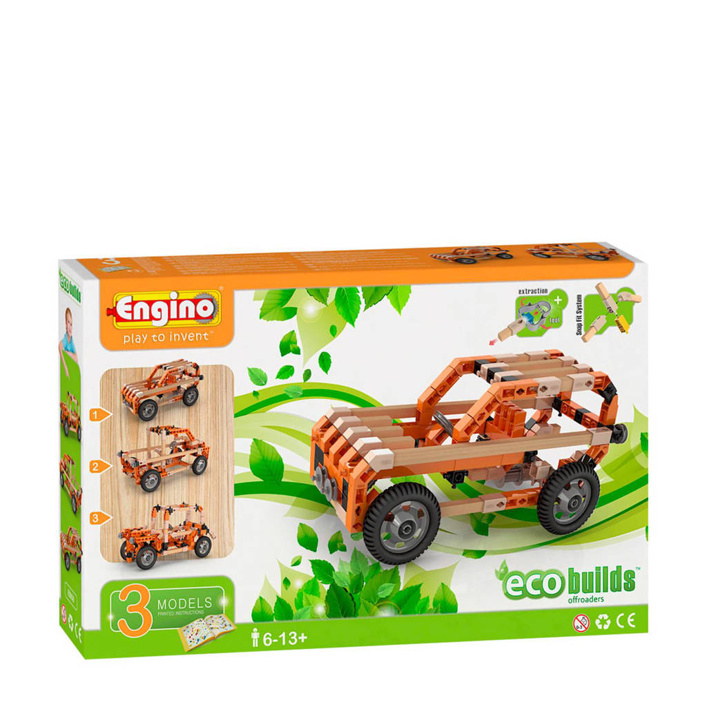 Engino  Eco Offroaders 3 in 1