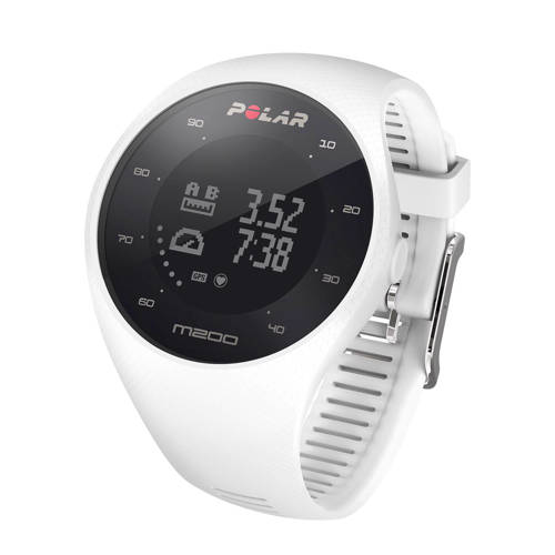 Polar M200 GPS sporthorloge wit kopen