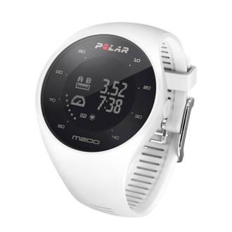 M200 GPS sporthorloge wit