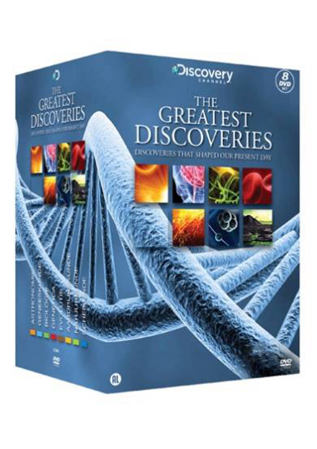 Greatest discoveries (DVD)
